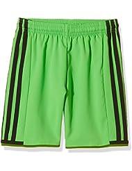 adidas - Pantalón - para hombre, todo el año, color Negro - blanco/negro, tamaño 164