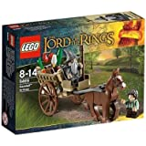 LEGO The Lord Of The Ring - 9469 - Jeu de Construction - l'Arrivée de Gandalf