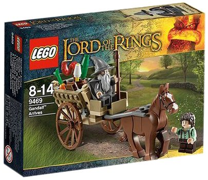 Gandalf Le Gris - LEGO The Lord Of The Ring -