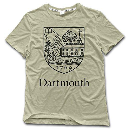 Nubia Herren T-Shirt Dartmouth Fashion Natur, Herren, Natur, XXL