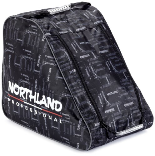 Northland Skitasche Boot Northland, Black Firenze Print (Boots Firenze)