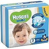 4x Huggies Couches bébé avec 4–9kg Taille 320pièces