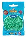 Hama - 501 - 11 - sachet de 2000 perles mini - (petites perles Ø2,5 mm) - Vert clair