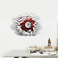 Suchergebnis auf Amazon.de für: Wohnzimmer - Bunt / Wanduhren ...