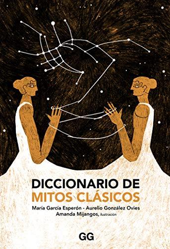 Diccionario de mitos clásicos eBook: García Esperón, María ...