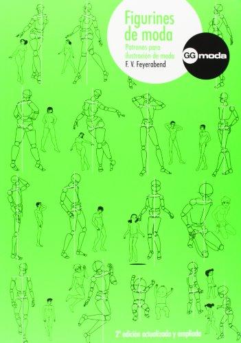 Figurines de moda: Patrones para la ilustración de moda (GGmoda)