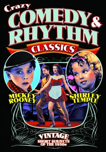 Preisvergleich Produktbild Crazy Comedies & Rhythm: Mickey's Derby Day (1933) / Play Girls (1937) / War Babies (1932 by Various