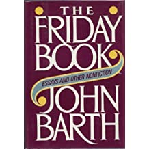 The Friday Book by John Barth (1984-10-26)