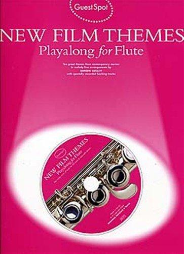 Preisvergleich Produktbild Guest Spot: New Film Themes Playalong For Flute. Für Querflöte