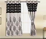 Threadmix Multicolour Polyester Window C...
