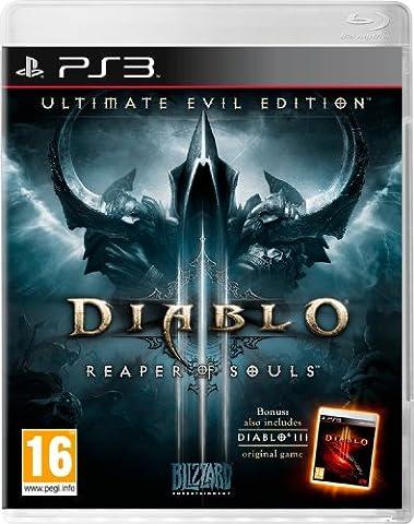 Diablo III: Reaper of Souls - Ultimate Evil Edition (Playstation 3) [UK IMPORT]