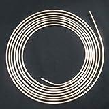 5m Bremsleitung Ø 4,75 mm Kupfer-Nickel Kunifer Bremsrohr Zubehör-Austausch-Bremsleitungen DIN 74 234 konform nur noch biegen und bördeln