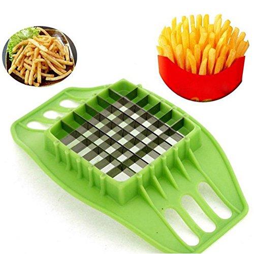 vinallo patatas fritas patatas fritas de patatas Chip cortador eléctrica de patata frutas verduras picador cortador herramienta de cocina