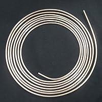 5m Tubo de Freno Ø 4,75 mm Cobre-Níquel DIN 74 234 Tubos de Cuproníquel para Frenos Accesorios de Reparación por el Sistema de Frenado Tuberia del Freno de Recambio