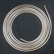 5m Bremsleitung Ø 4,75 mm Kupfer-Nickel Kunifer mit TÜV Freigabe + Zertifikat Bremsrohr Zubehör-Austausch-Bremsleitungen DIN 74 234 konform nur noch biegen und bördeln