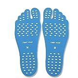 Rick 3paia Nakefit adesivo, invisibile scarpe per spiaggia, a...