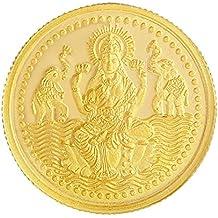 Malabar Gold & Diamonds 2 gm, 22k (916) Yellow Gold Coin