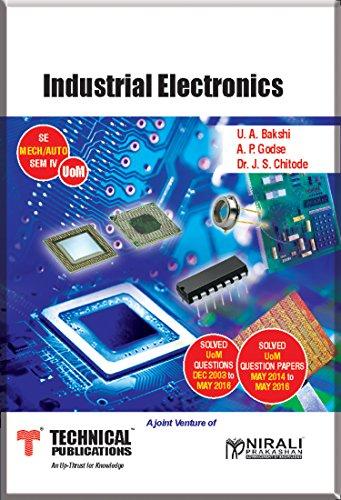INDUSTRIAL ELECTRONICS for Mumbai University