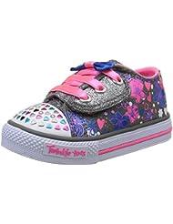 Skechers Shuffles Lil Bitty Bops - Zapatillas de deporte Niñas