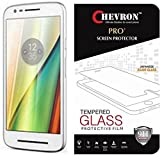 Chevron Ultimate Warrior Pro+ Motorola Moto E3 Power, Motorola Moto E (3rd Generation) Tempered Glass