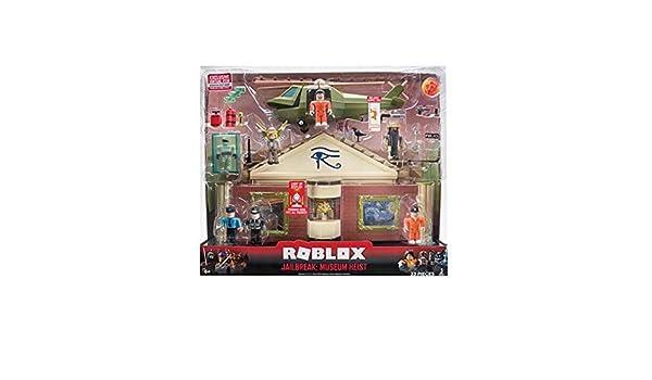 Roblox Jailbreak Museum Heist DELUXE PLAYSET 33 pièces Nouveau