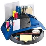Herlitz Big Butler V - Organizador de papelería para escritorio, color azul