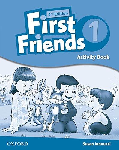 First friends. Active book. Con espansione online. Per la Scuola elementare: 1