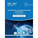 ESE 2017 Stage I ( Prelims) Electronics & communications Engineering Objective Volume 2,