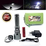 Shop93 Store Pocket LED Mini CREE XR-E Q5 UltraFire Flashlight Torch Adjustable Zoom