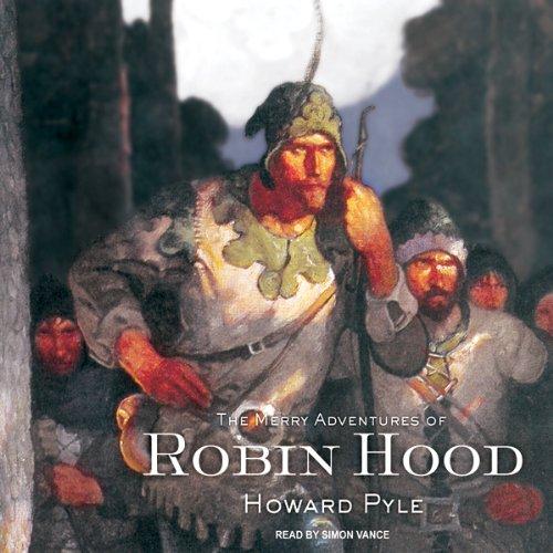 The Merry Adventures of Robin Hood  Audiolibri