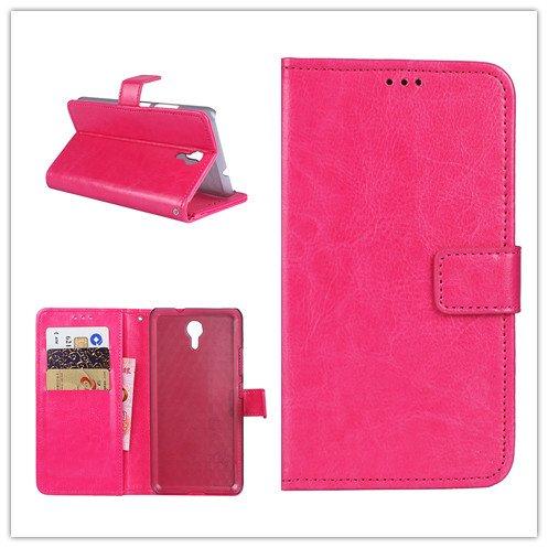 Funda® Flip Brieftasche Hülle für Oukitel U16 Max (Muster 7)