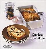 Quiches, cakes et Cie