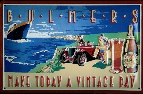 affiche-metallique-avec-bulmers-cider-biere-vintage-day-1-a-handelsagentur-plaque-retro-plage