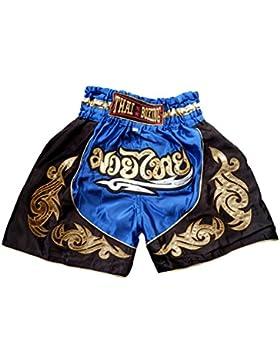 Nakarad Pantalones Cortos de Muay Thai para niños (2-10Años) Nuevos Modelos