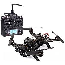 Walkera Runner 250 Racer Quadrocopter komplett Set inkl. Fernbedienung DEVO 7 mit FPV Kamera