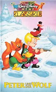 Peter und der Wolf (Walt Disney Mini Klassiker)