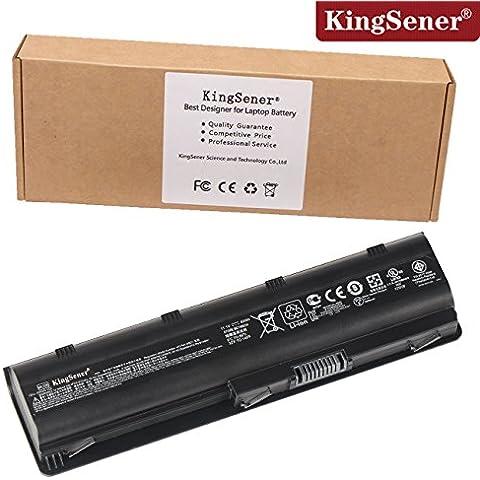 KingSener alta capacidad 11,1V 62wh, Business batería para portátil para HP Pavilion G4G6CQ42CQ32G56CQ62G42CQ43G32DV6DM4MU06MU09593553–001con libre 2años de garantía
