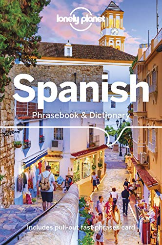 Lonely Planet Spanish Phrasebook & Dictionary (Phrasebooks)