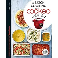 Le batch cooking au cookeo, c'est facile !
