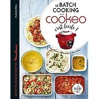 Livres Le batch cooking au cookeo, c'est facile ! PDF