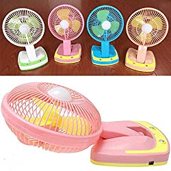 MSE super 21 LED Rechargeable Desk Portable Fan ( Buy And Get 1 Pc Selfie Light Worth 349 Free )