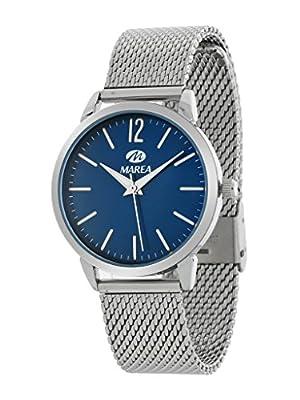 Reloj Marea Mujer B41173/4 Malla Plateado
