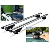 Maypole RB1045 Aluminium Aero Roof Bar