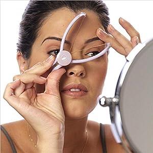 ukaoomo Universal Gesicht Haar Entferner Beauty Werkzeug manuell Einfädeln Facial Spa Epilierer