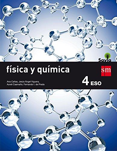 Física y química 4 ESO Savia