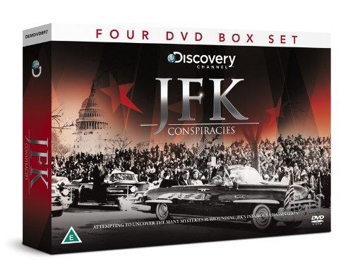 JFK Conspiracies Gift Pack [DVD] [Edizione: Regno Unito]