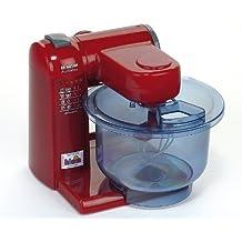 Bosch 9556 - Impastatrice, colore: Rosso/Grigio