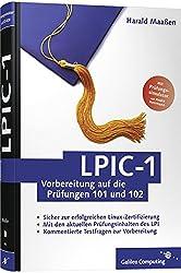 LPIC-1: Vorbereitung auf die Prüfungen 101 und 102 (Galileo Computing)