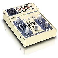 LD Systems LDLAX3USB LAX Serie - Mesa de mezclas (alimentación phantom, 3 canales, USB)