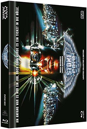 Stone Cold - Kalt wie Stein inkl Bonus DVD Stone Cold 2 - uncut (Blu-Ray+ 2DVD) auf 500 limitiertes Mediabook Cover C [Limited